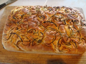 Potato bread Freda baked