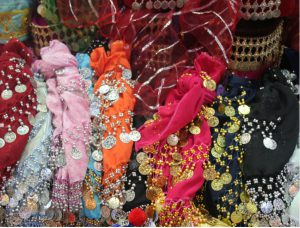 Belly Dancing -Accommodation - shopping