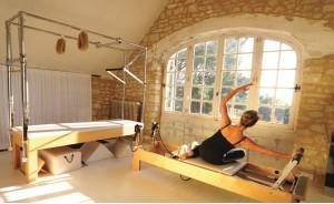 Pilates en France - beautiful studio