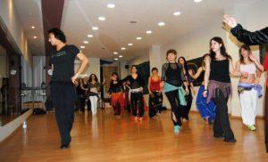 Turkey - Belly Dancing - Istanbul -studio 4