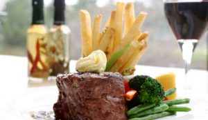 Cooking - French steak frites