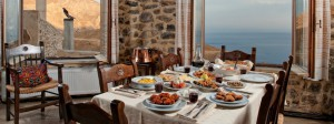 Vegetarian cooking holiday - accommodation