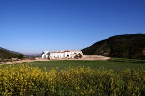 cookery holiday Almeria, Spain - accommodation outside