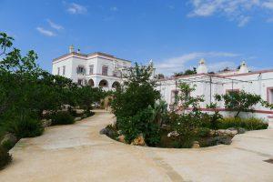 authentic masseria accommodation in Puglia