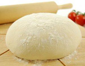 Italian recipe - pizza dough