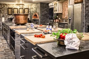 Luxury italian cooking holiday in Rome - kitchen (3)