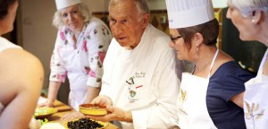 Provencal cookery holiday - Michelin chef cooking lessons