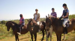 Horse riding and Spanish cookery holiday in Andalucia, Spain