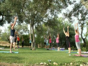 Yoga and cookery holiday Portugal