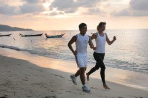 So Beach Run