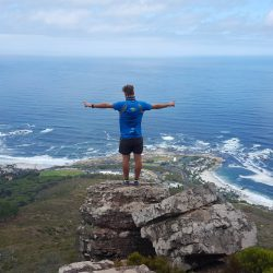 A Truly Titanic Moment - View From Lion's Head