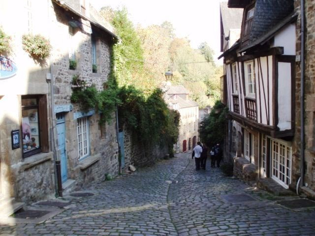 French cookery school village in Brittany