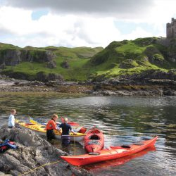 Island Sea Kayak Adventure