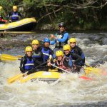 White Water Rafting with Splash