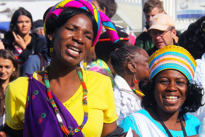 South African celebrates Woman's Day : 09th August 2017