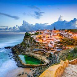Azenhas do Mar Seaside Town
