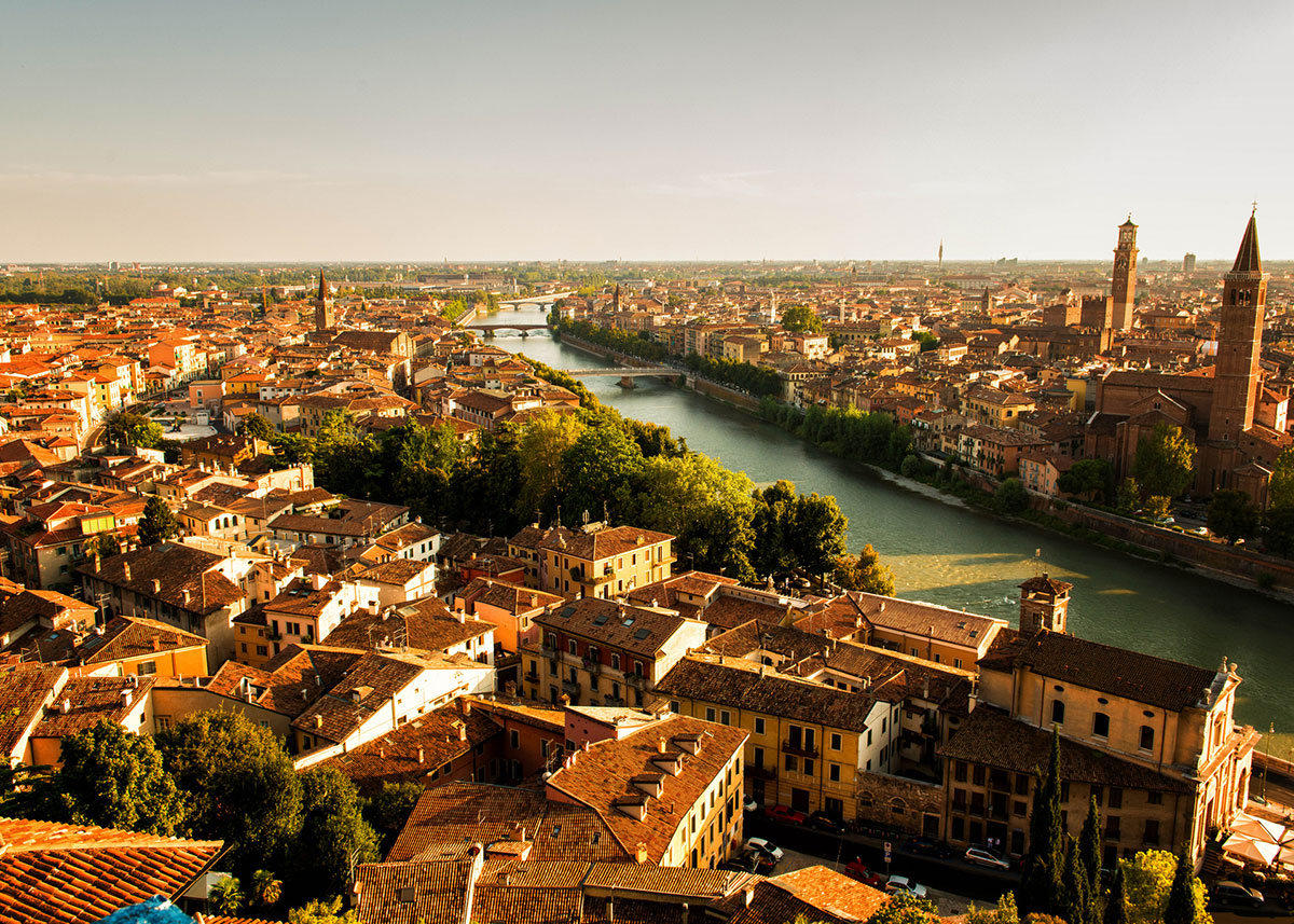 Birds Eye View Verona