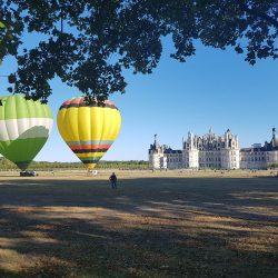Loire Valley Hot Air Balloon Ride