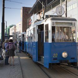 communist tram