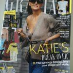 Front cover of Grazia magazine