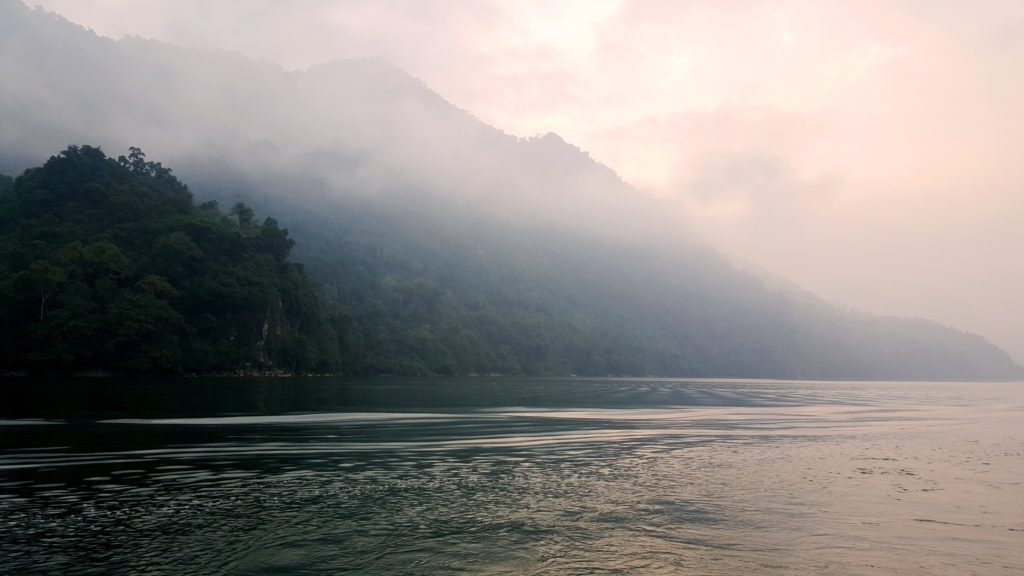 Ba Be Lake in Northern Vietnam