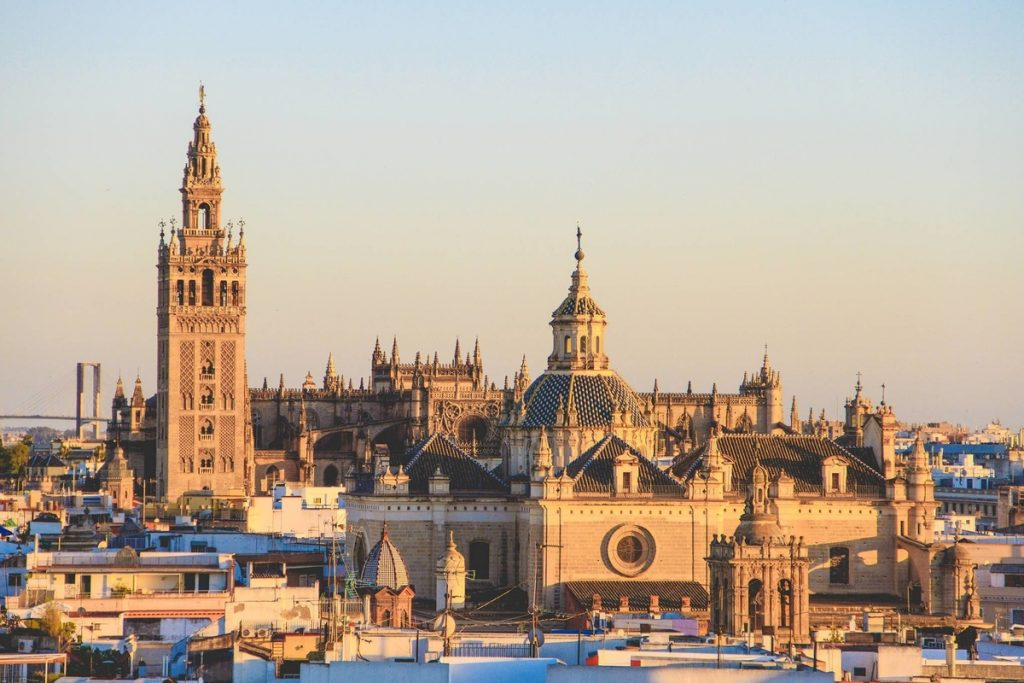 seville in the winter