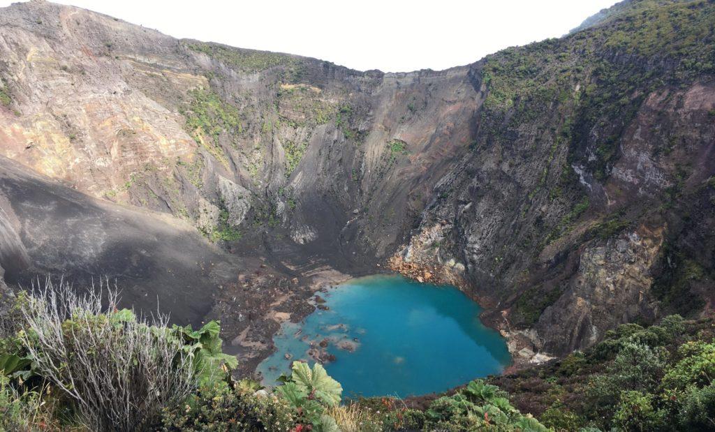 Irazú Volcano National Park Volcano - Not in the Guidebooks