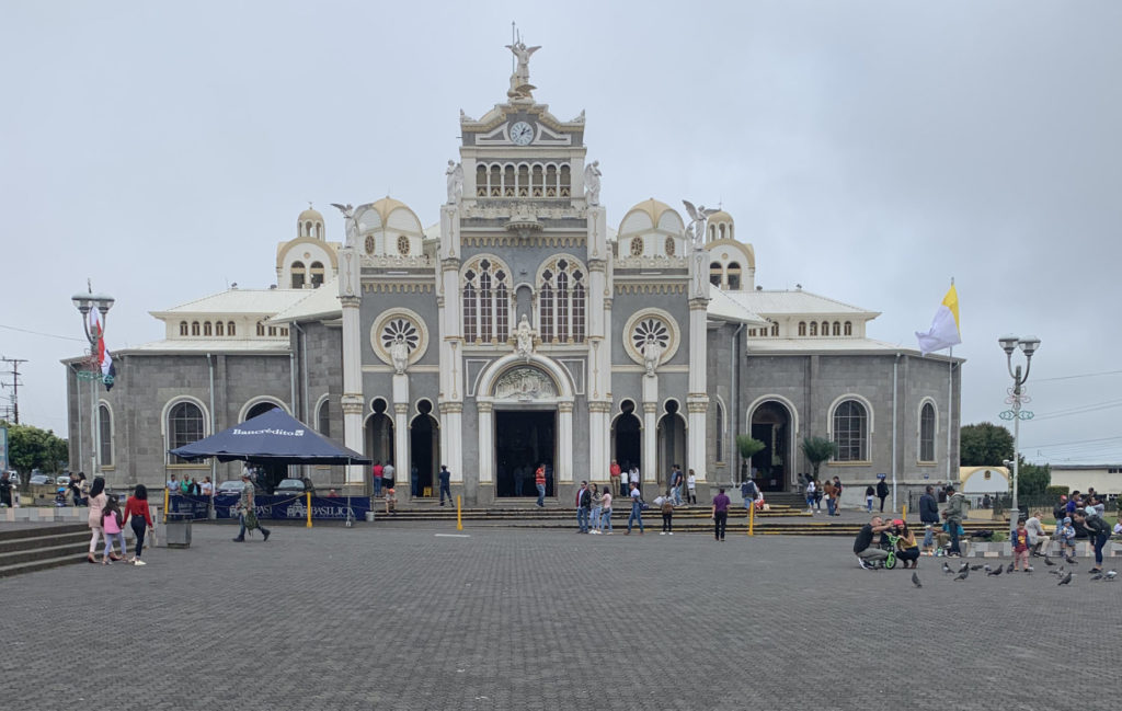 Cathedral of our Lady of Angels, Cartago, Costa Rica