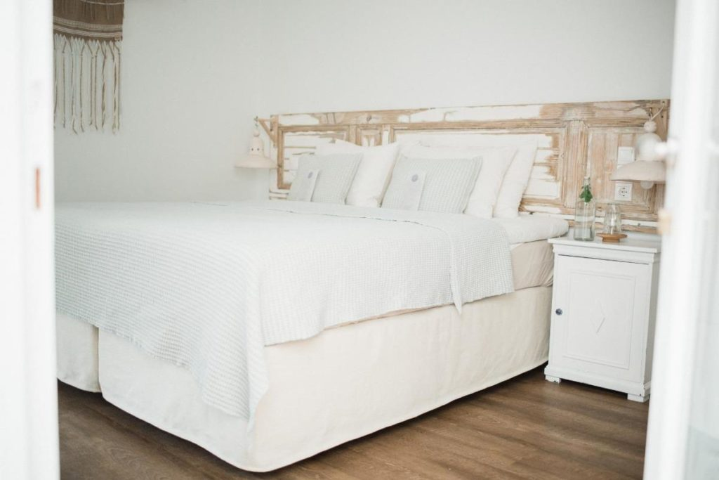 double bedroom in Poros