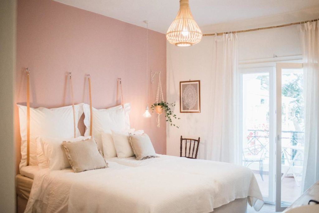 double bedroom in Poros