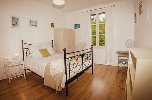 bedroom in gascony