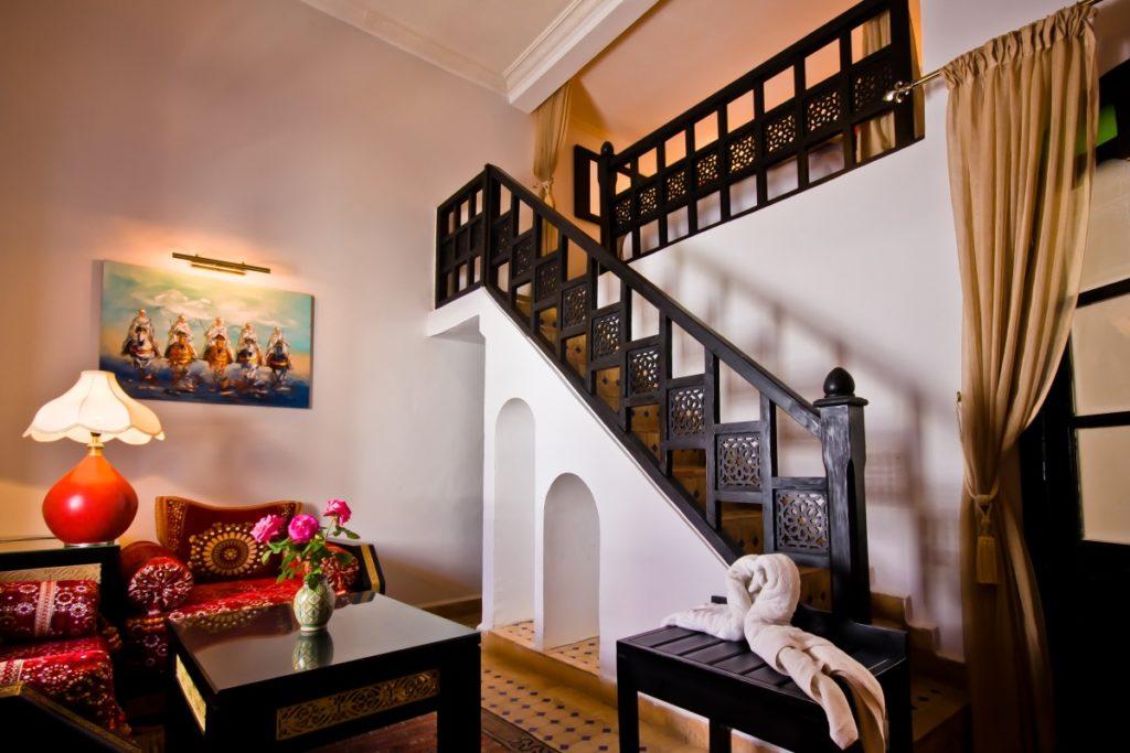 riad accommodation in Essaouira