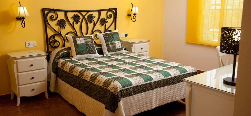hotel room accommodation