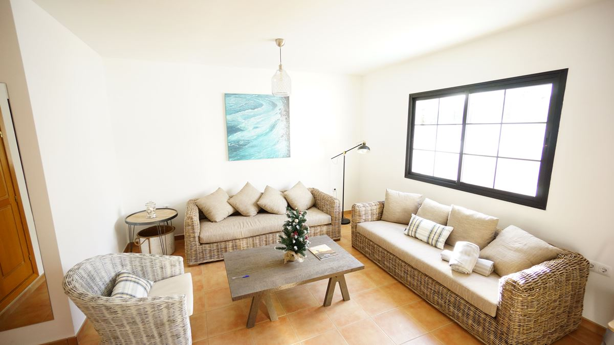 modern bright lounge with sofas