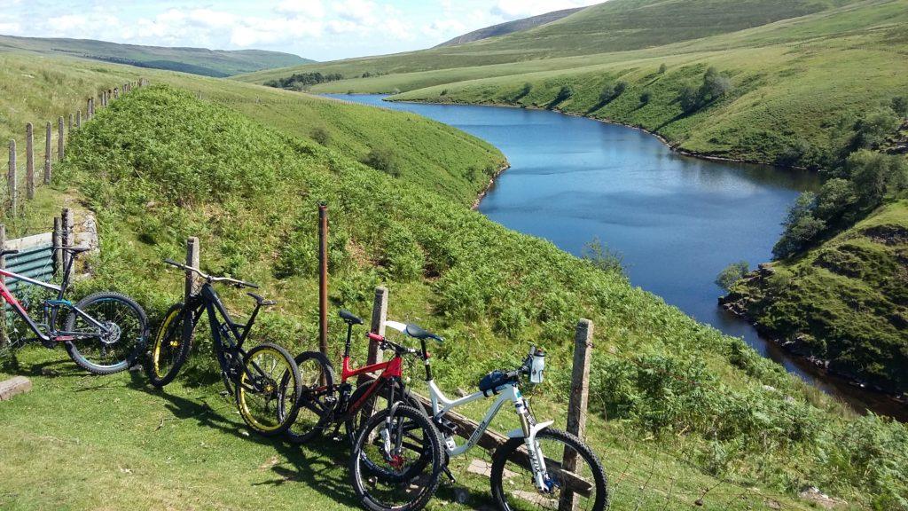 mountain biking fathers day gift