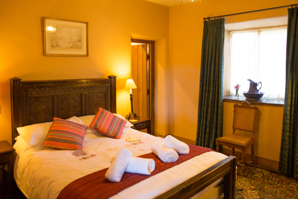 bedroom accommodation anglesey