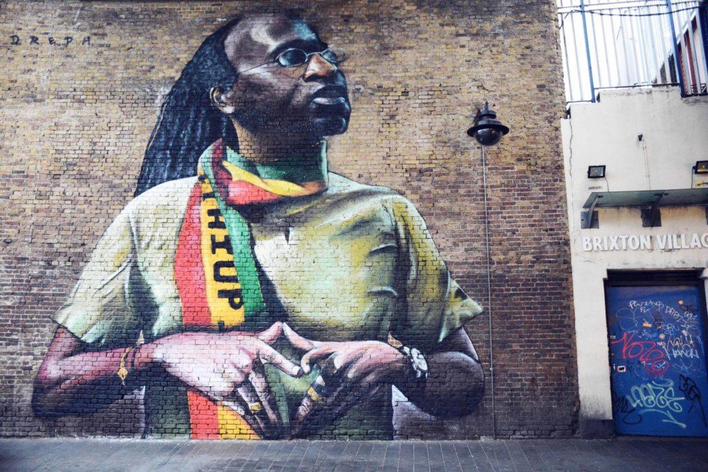 street art in brixton