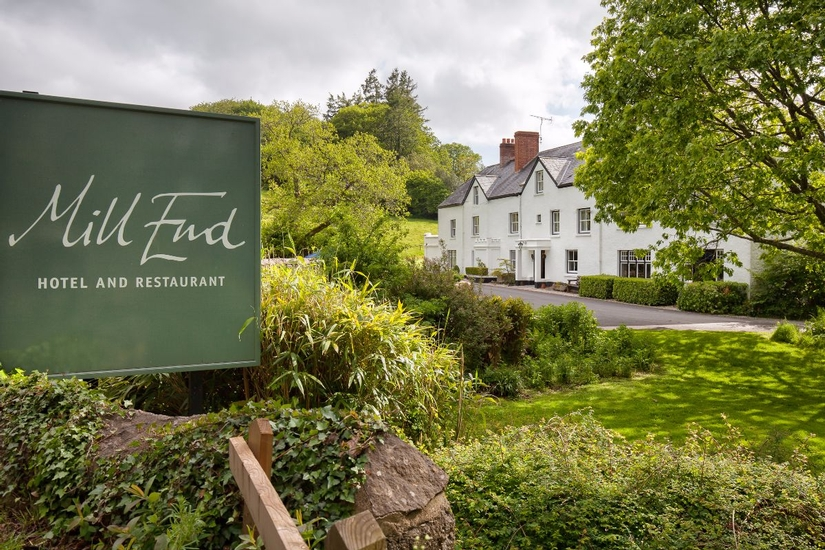 image of hotel in cornwall