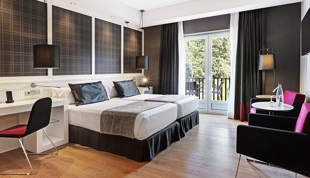 double room in ronda hotel