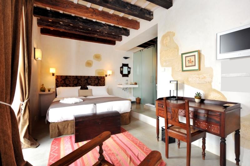 hotel room in vejer spain