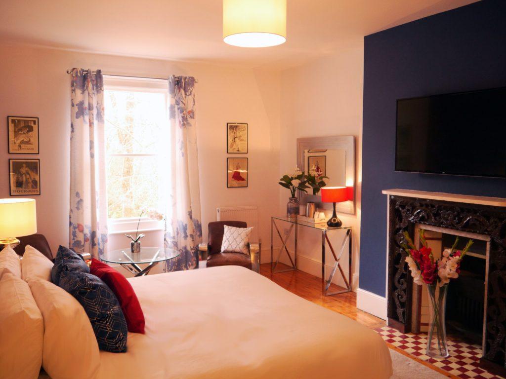 hotel bedroom in kent