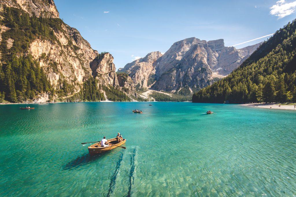 travelling in italy