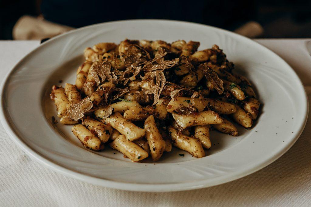 ragu made with italian cooking methods