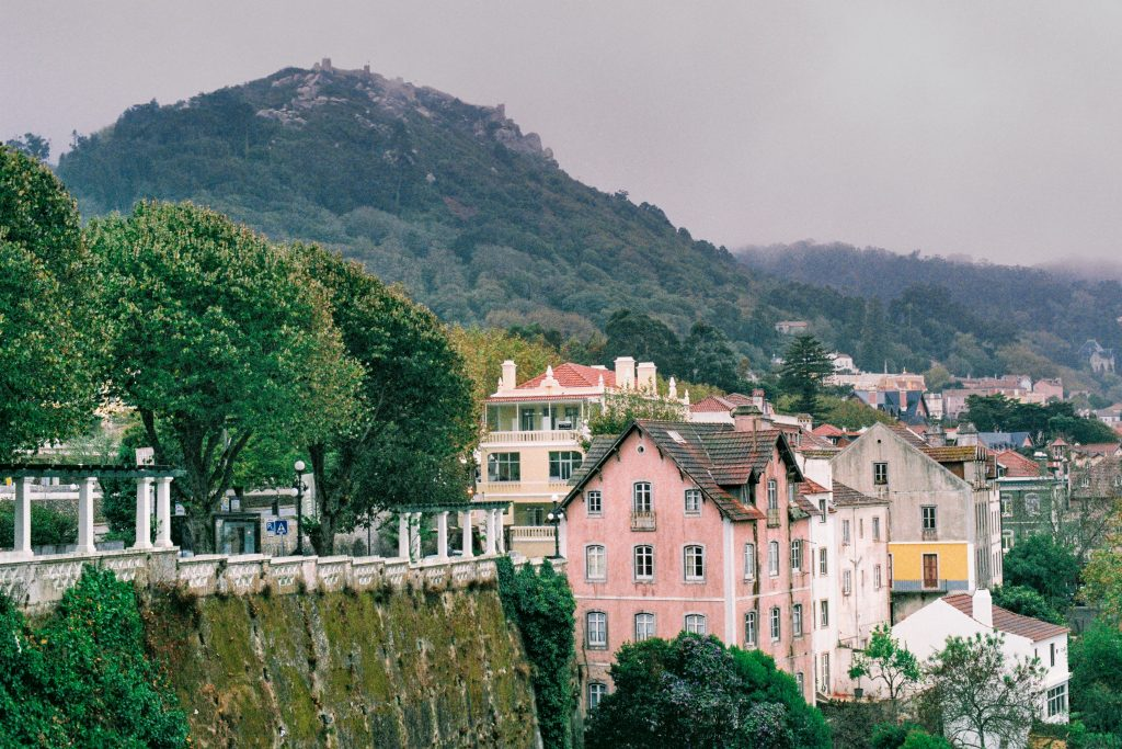 old houses in sintra in portugal