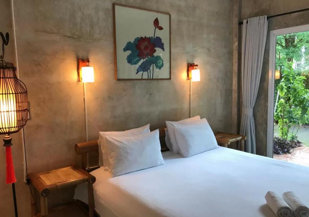 Namaste Resort room