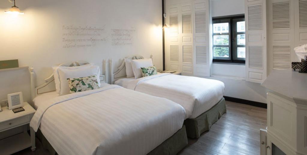 Raweekanlaya Bangkok Wellness Cuisine Resort room
