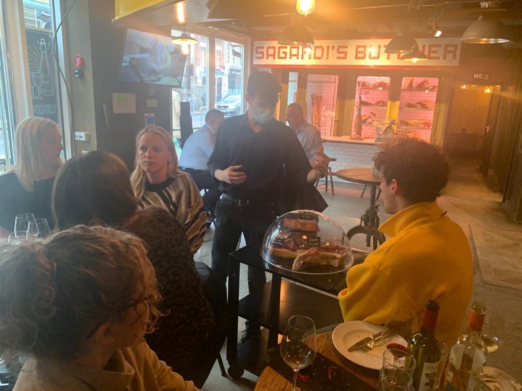 basque restaurant in shoreditch