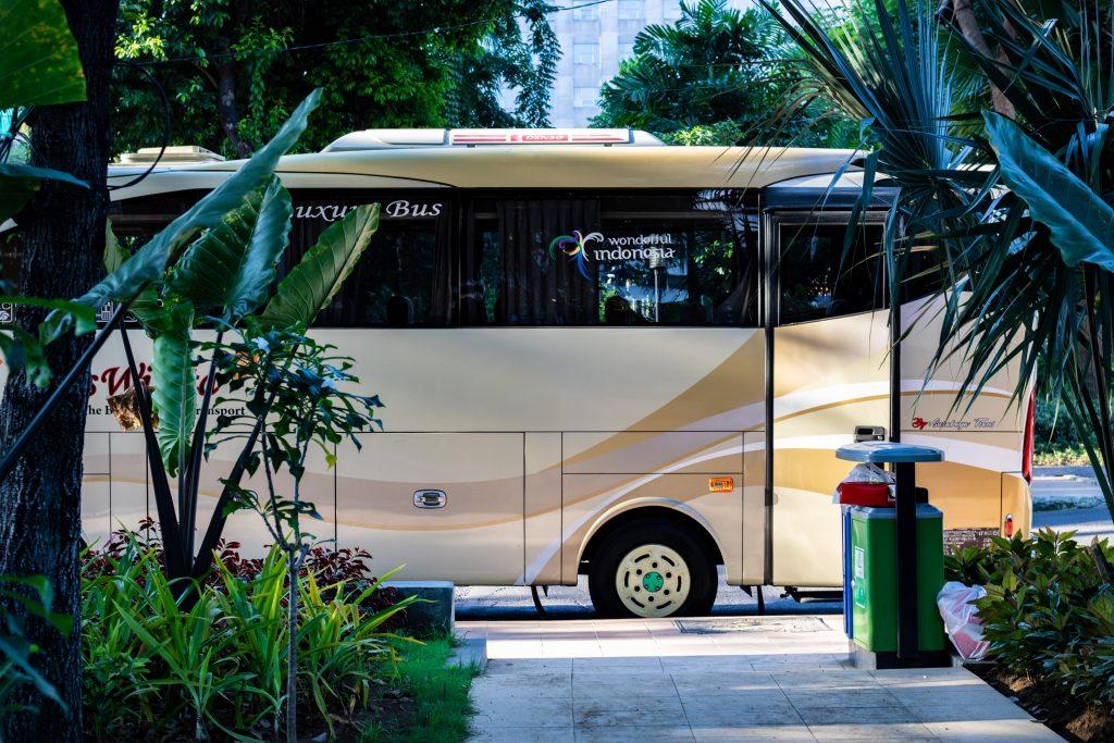 coach tour for tourists