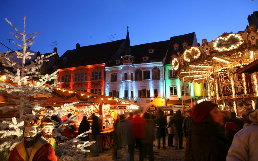 christmas markets in reims