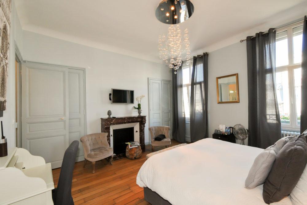 double bedroom in reims france